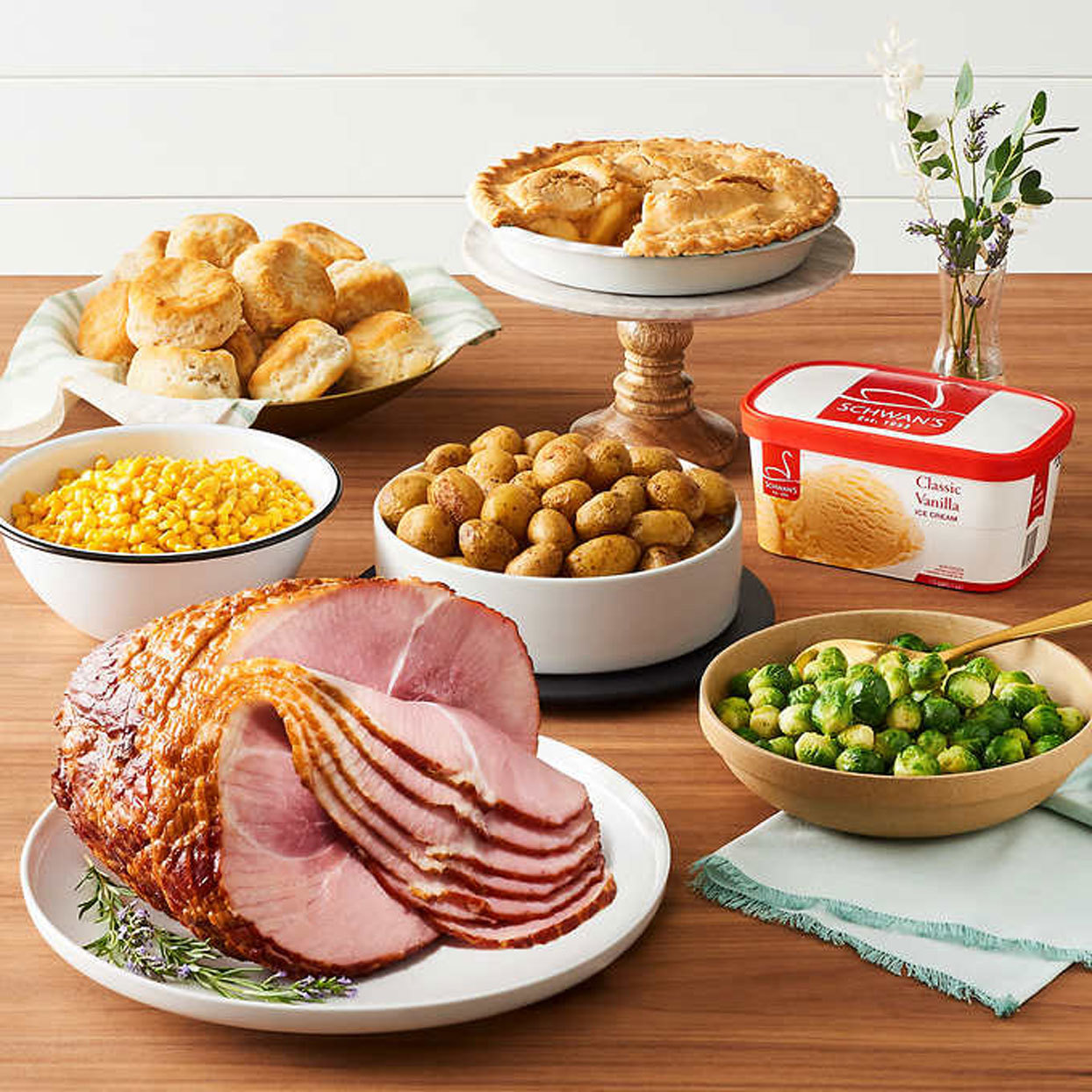 Costco Will Deliver Easter Dinner to Your Door—and It's Just $10 Per Person