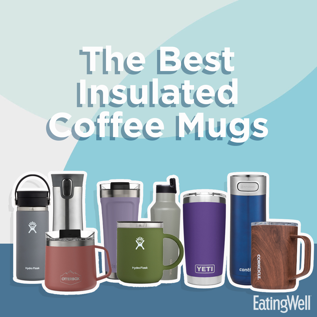 We Put 10 Reusable Coffee Mugs to the Test: Here Are the Best Ones