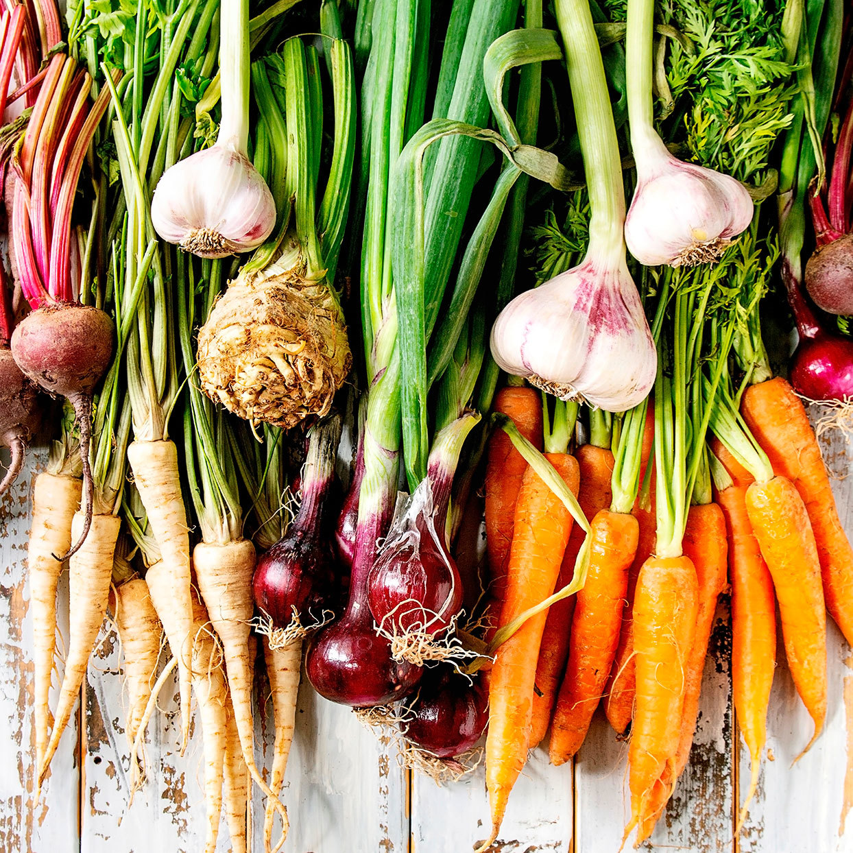 Stock Your Kitchen with These 14 Long-Lasting Fresh Fruits and Vegetables
