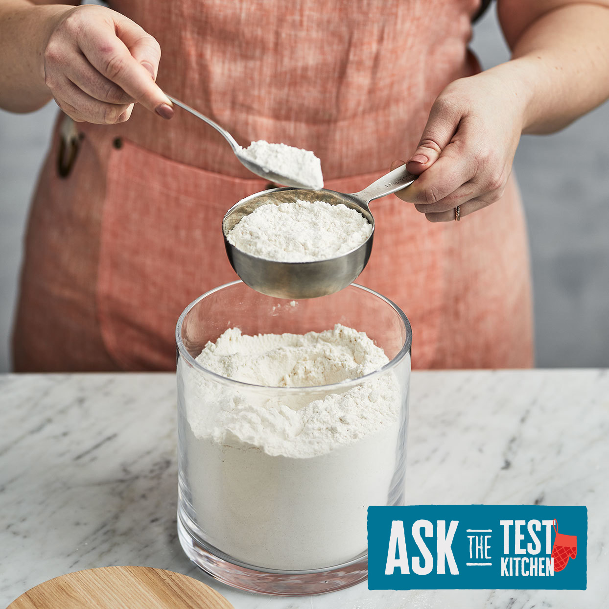 Learn the Right Way to Measure Ingredients for Baking