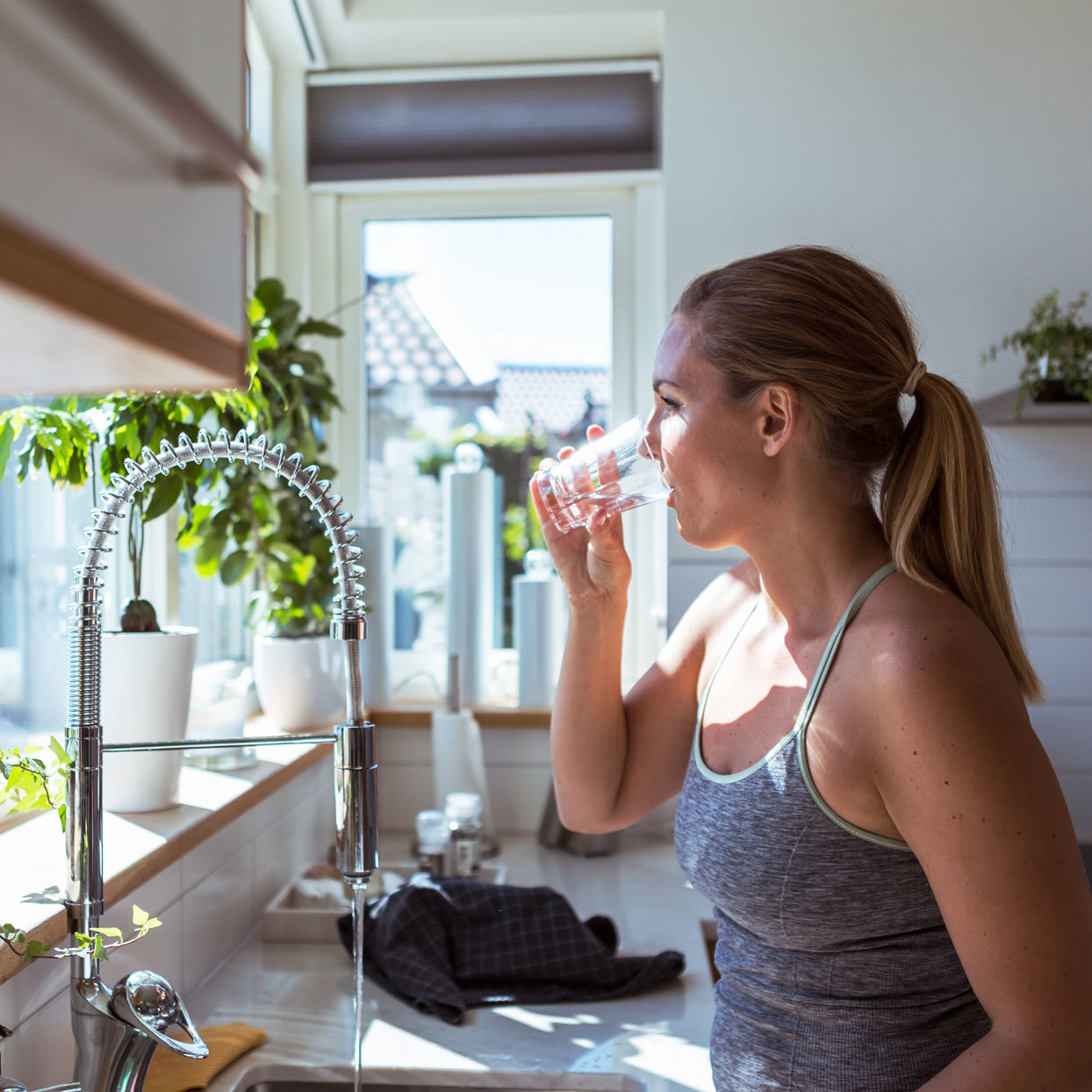 5 Little Changes to Help You Lose Weight While You're at Home