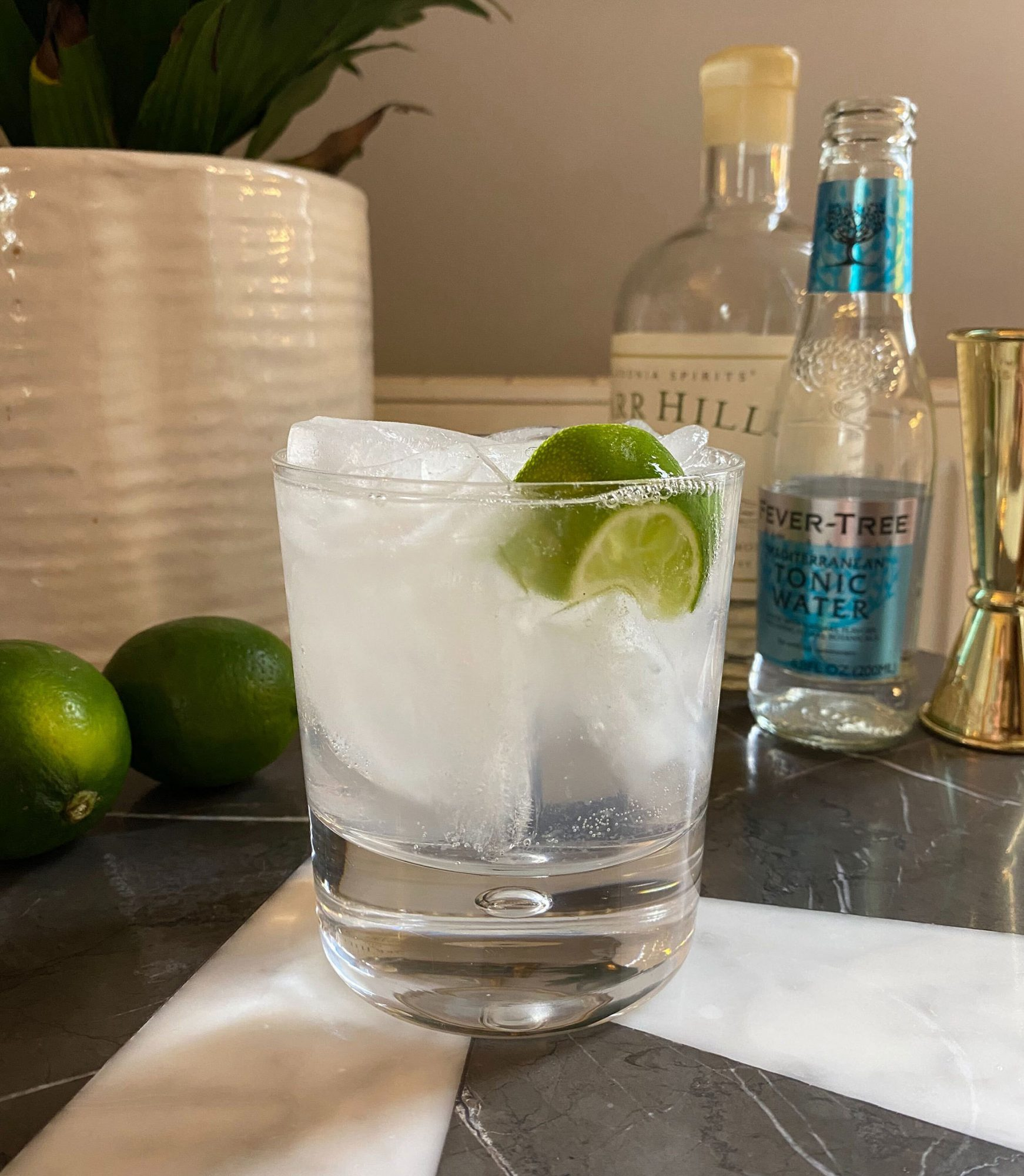 My Secret to Making the Best Gin & Tonics? It's All About the Tonic Water