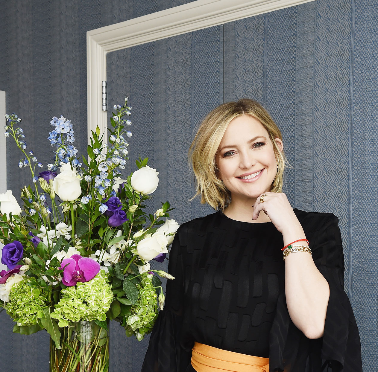 """Kate Hudson's Makes a """"New"""" Healthy Midnight Snack and Gets Teased By Her Son"""