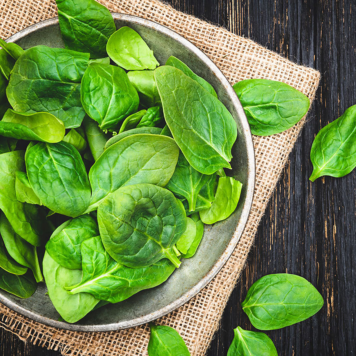 Growing Your Own Spinach Is the Quick & Easy Way to Get Salads All Summer