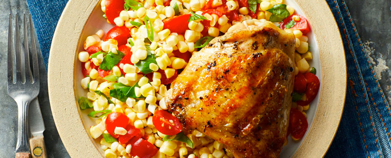 Clean-Eating Meal Plan for Summer: 1,200 Calories