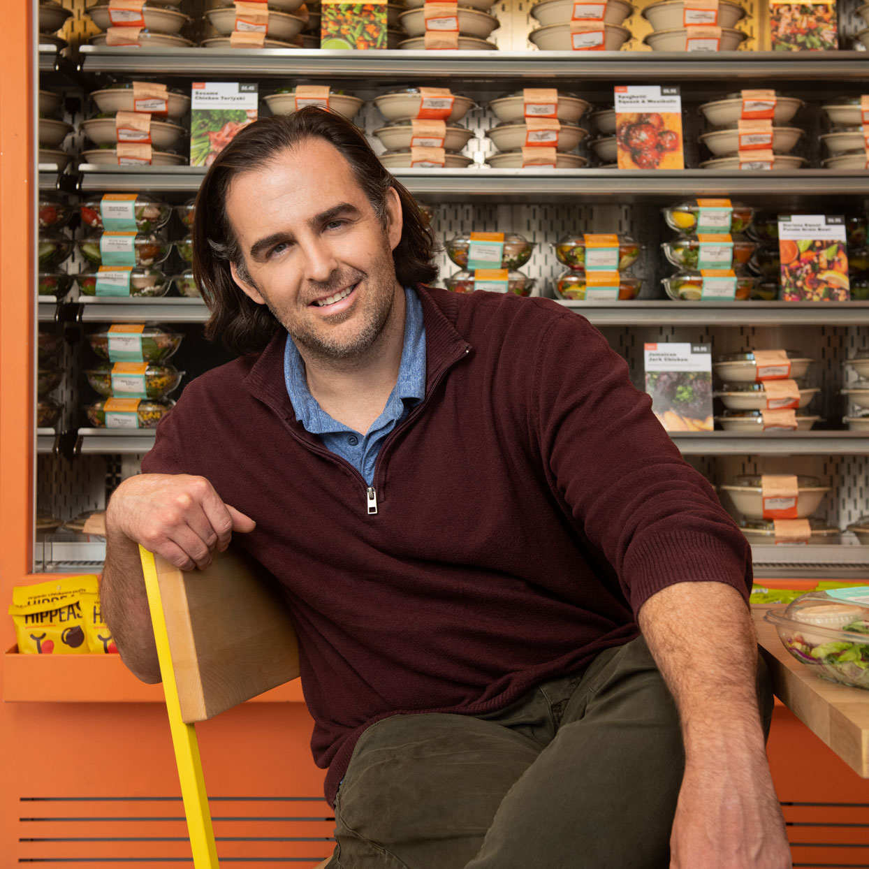 How this CEO is Creating Equal Access to Healthy Foods