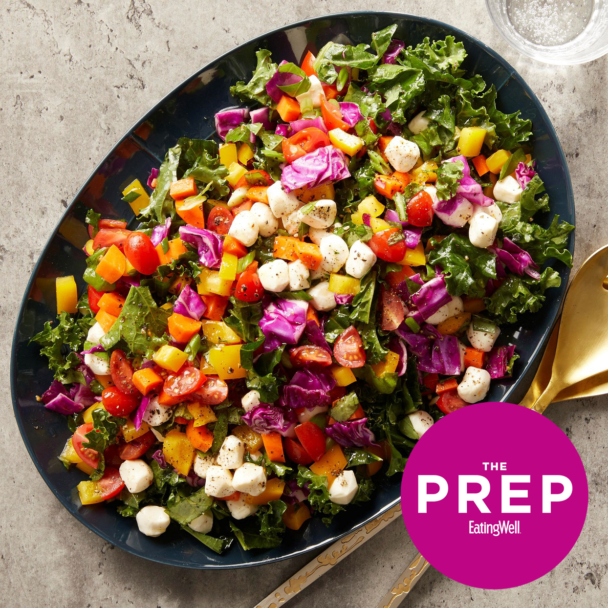 ThePrep: Light & Easy No-Cook Dinners for Hot Nights