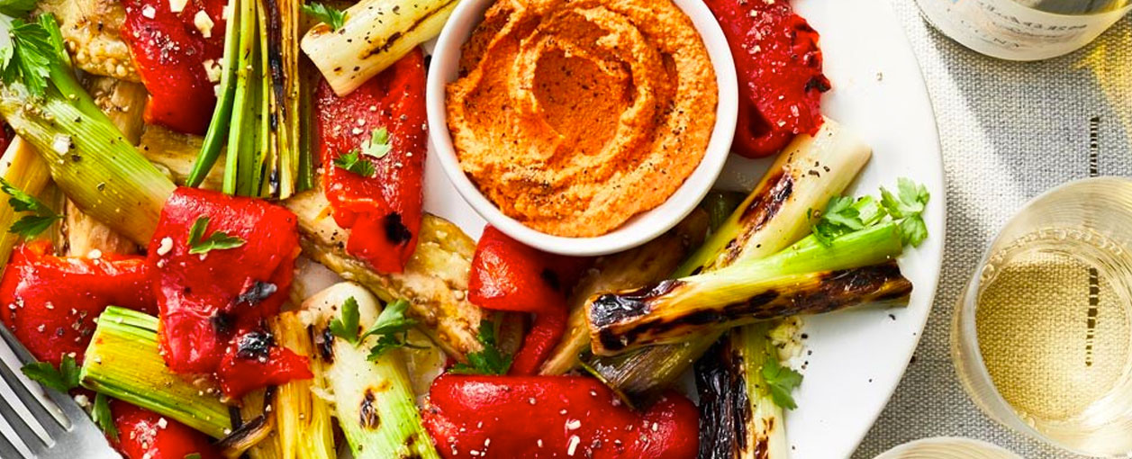 Next-Level Grilled Vegetable Recipes You'll Love