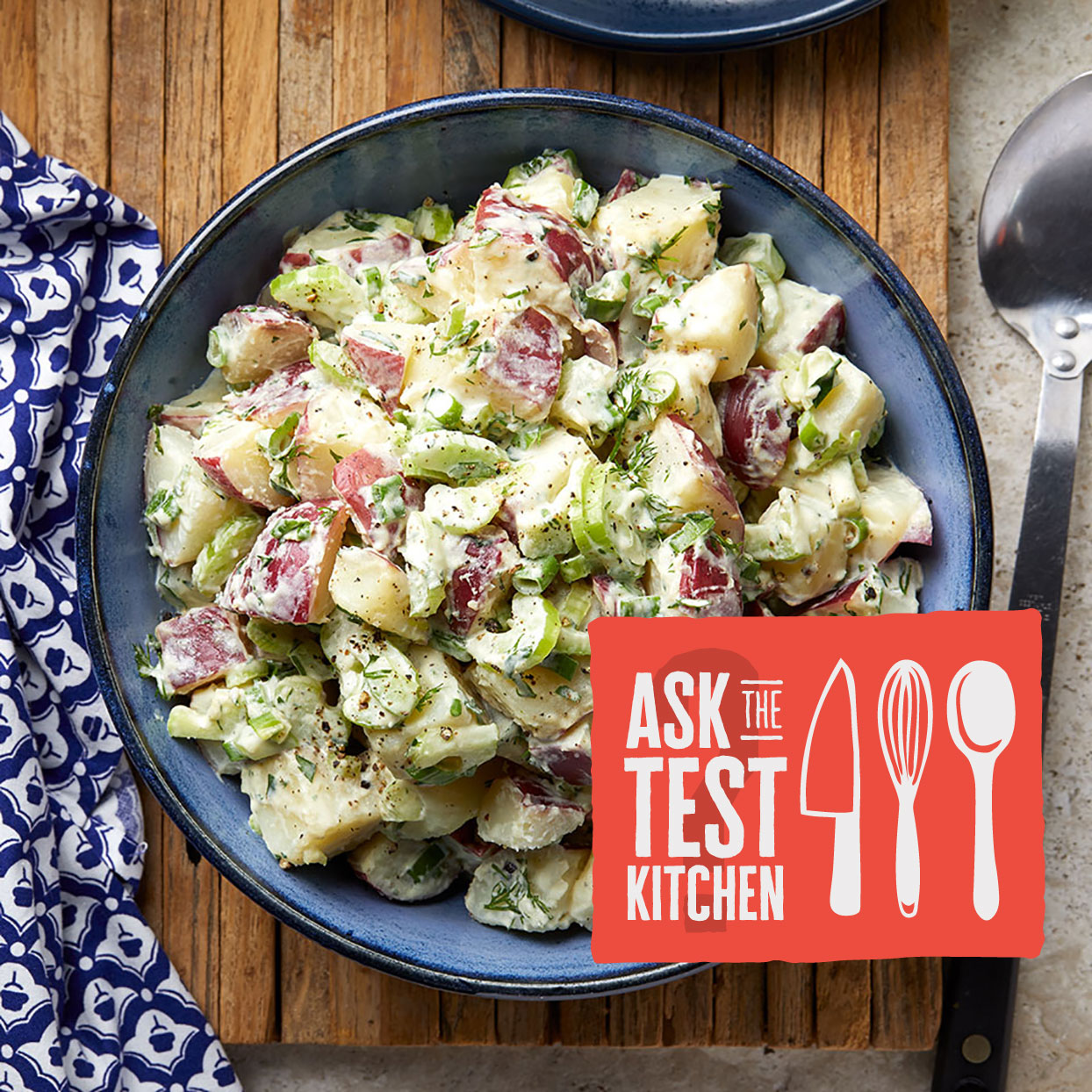 Ask the Test Kitchen