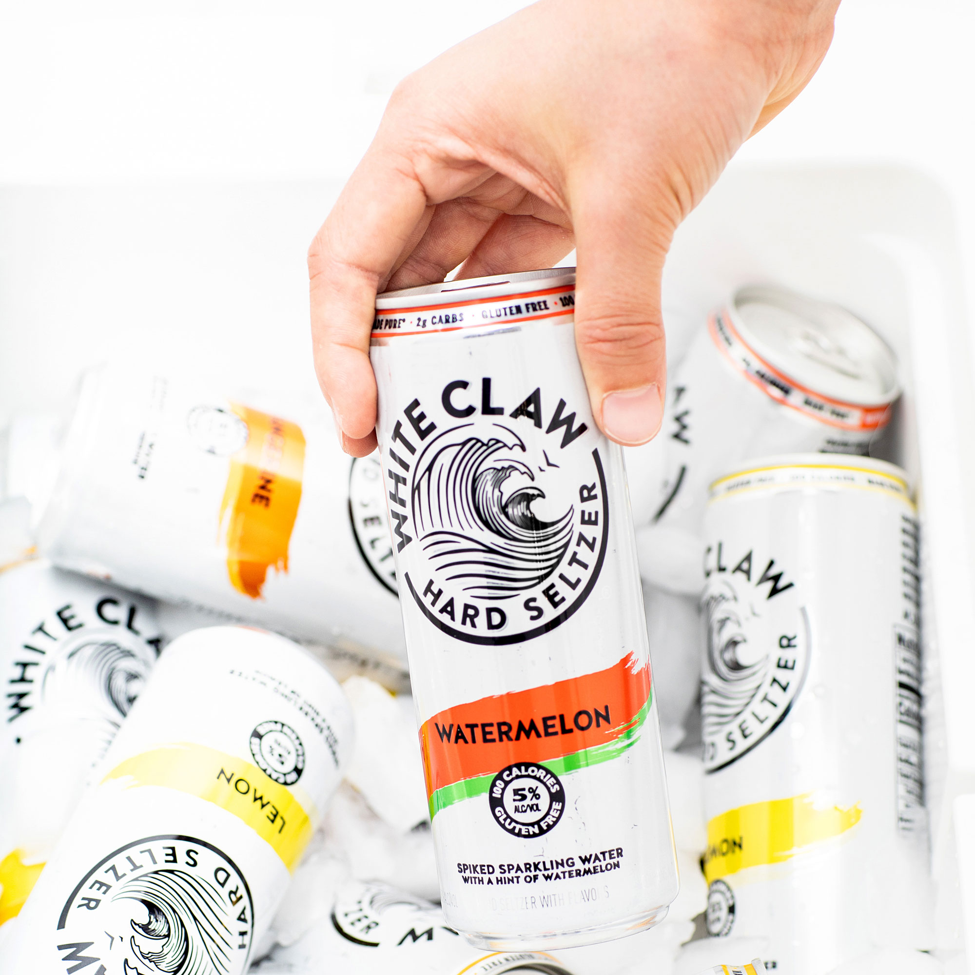 Forget Cooking with Wine—Here's How to Cook with White Claw