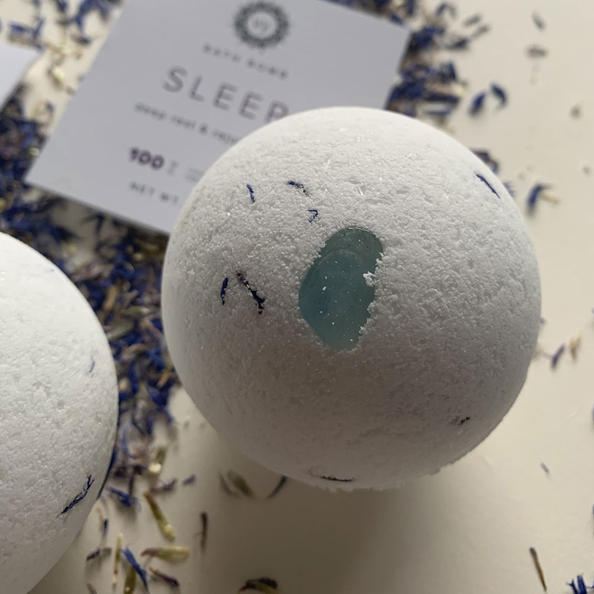 This CBD Bath Bomb Melted Away Tension and Helped Me Fall Asleep