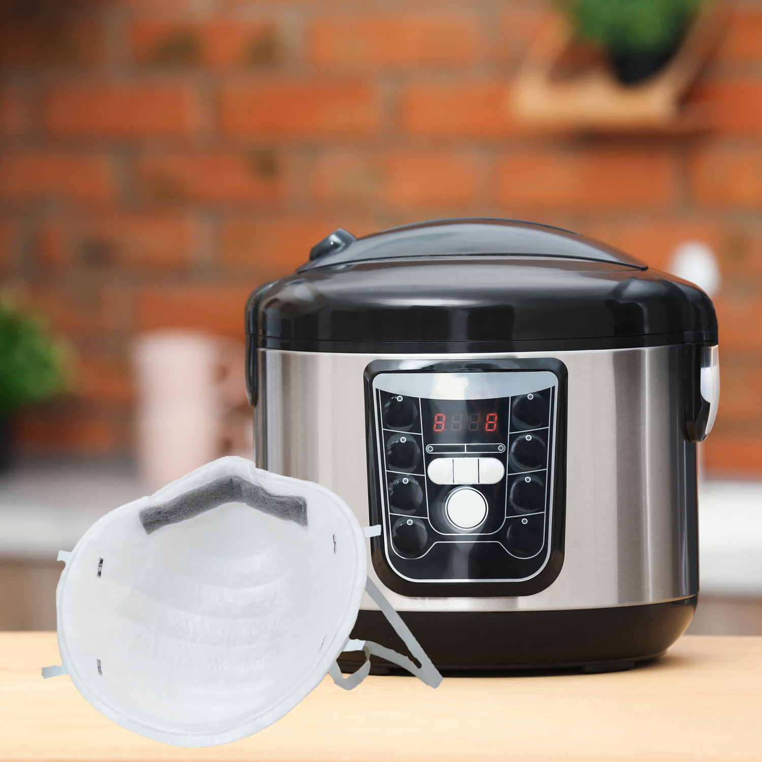 You Can Now Use Your Instant Pot to Sanitize N95 Face Masks