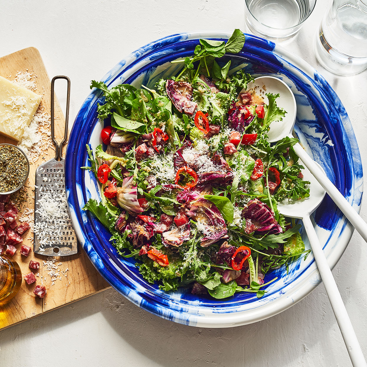These 4 Easy Add-Ins Will Add Mediterranean Flair to Any Salad
