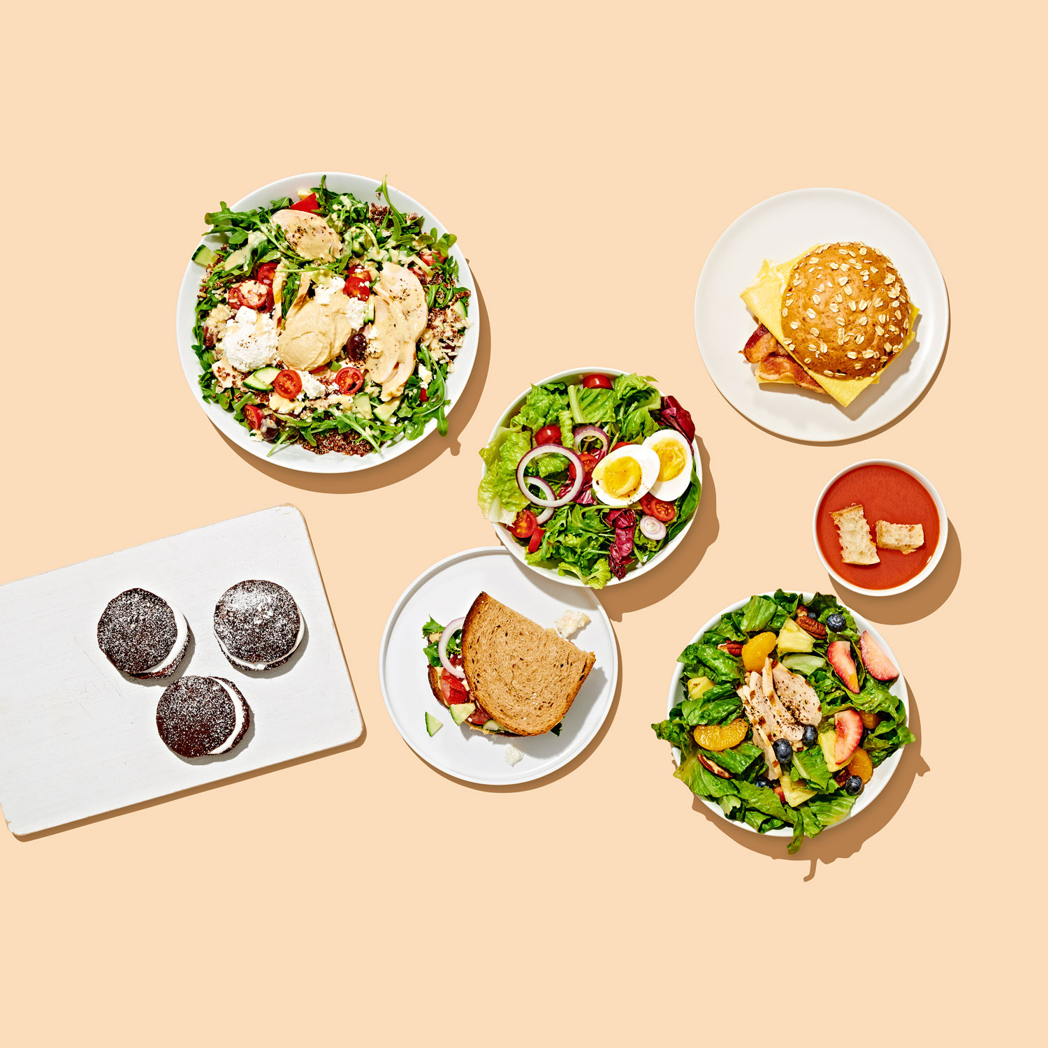 The 5 Best Picks at Panera