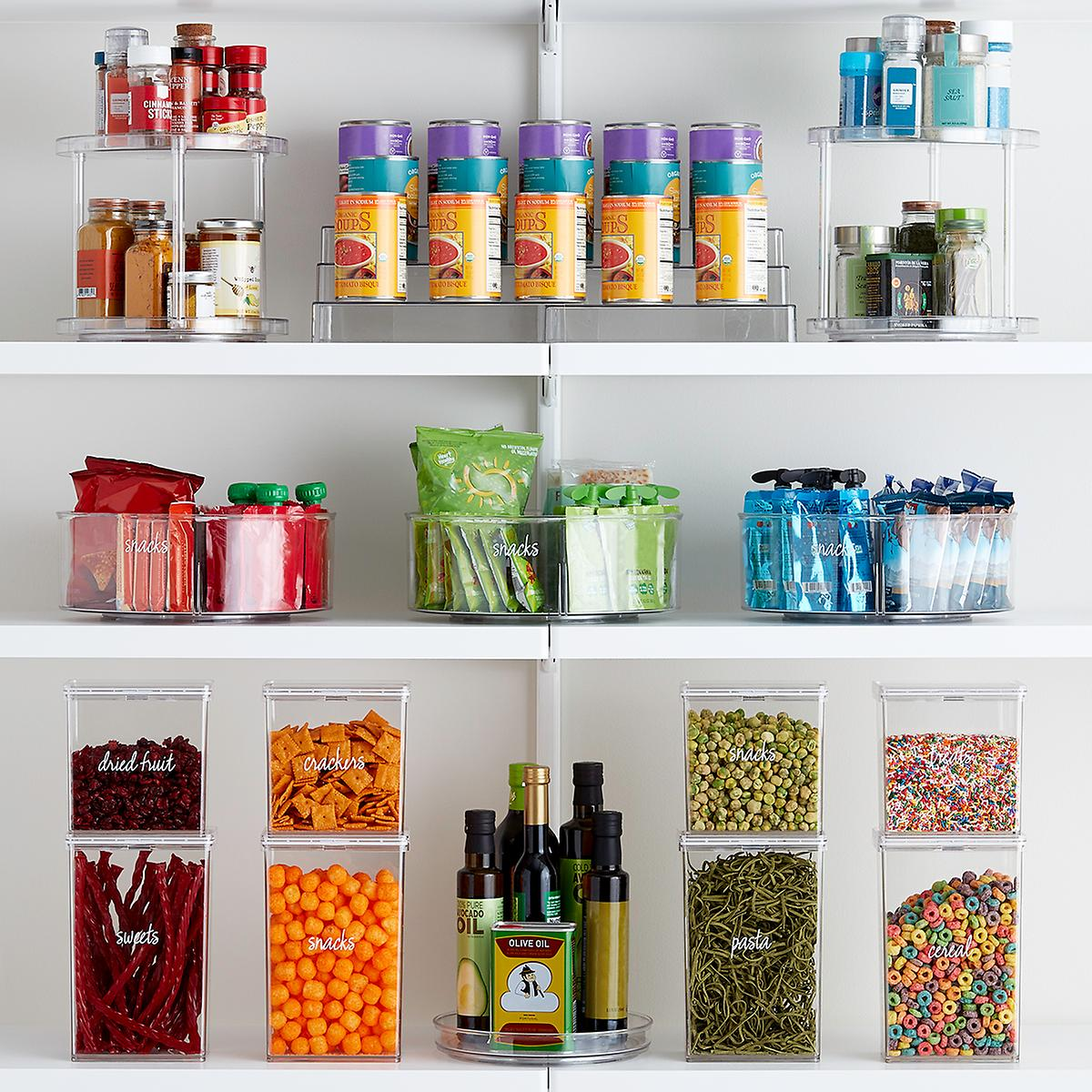 The Key To The Most Organized Kitchen Yet Are These Containers From The Home Edit Eatingwell