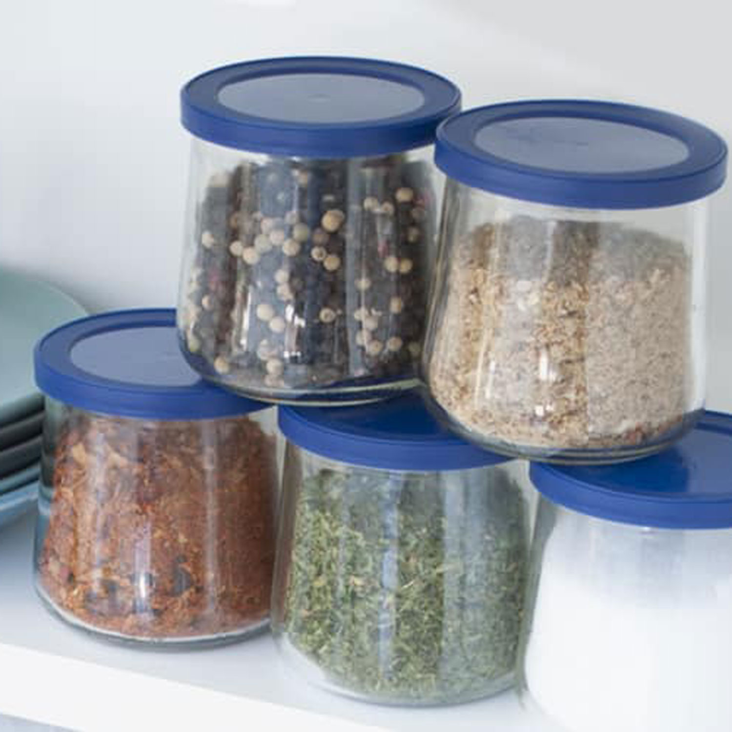 Turn Your Oui Yogurt Jars Into Storage Containers With These Reusable Lids Eatingwell