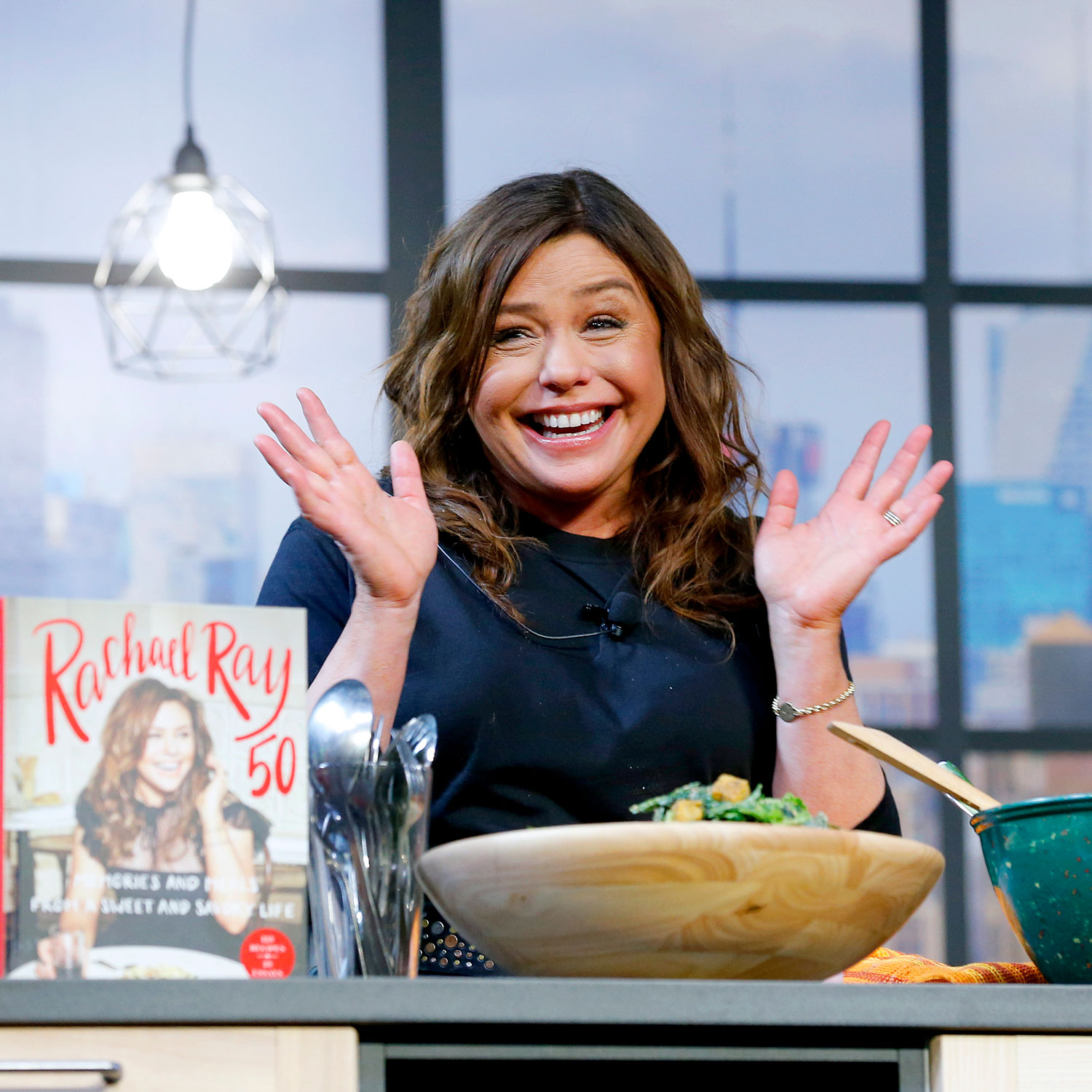 Why Rachael Ray, the Queen of Quick Meals, Doesn't Ever Eat PB&J Sandwiches
