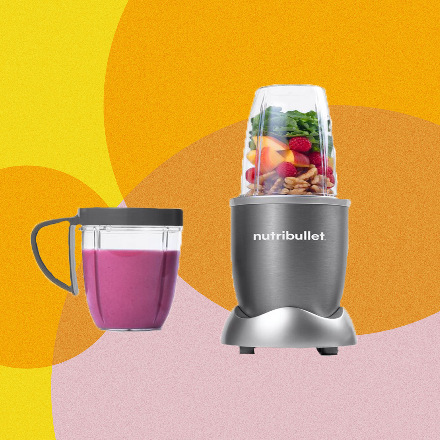 This NutriBullet Is Perfect for Making Smoothies—and It's Over 40% Off Right Now