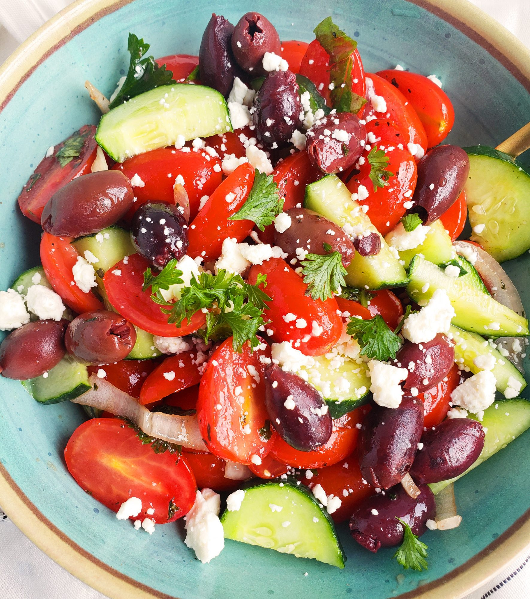 8+ Cucumber and Tomato Salad Recipes   EatingWell