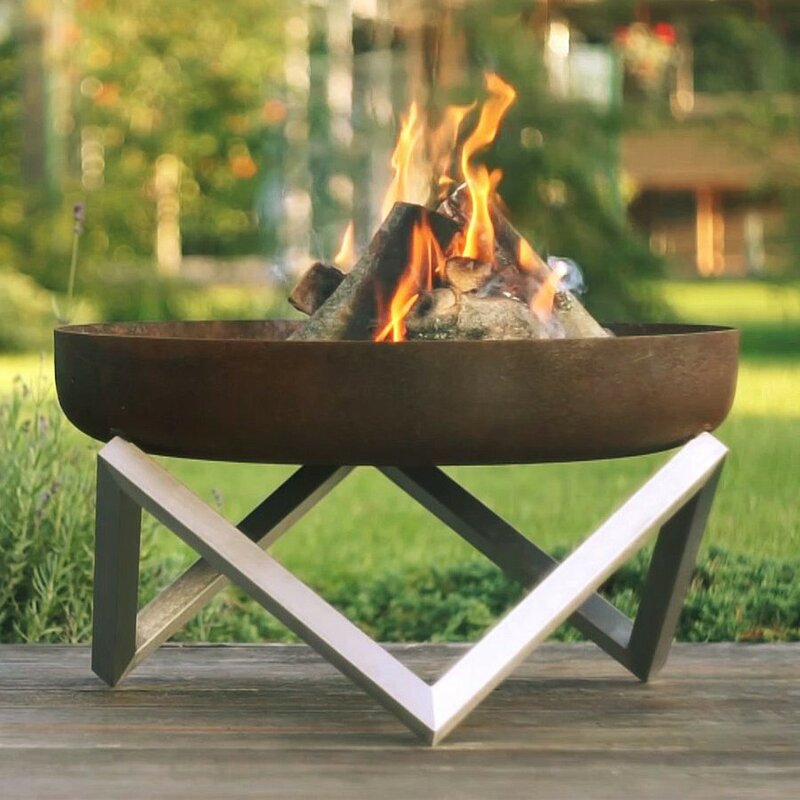 These 6 Fire Pits Are Up to 69% Off on Wayfair—but Only for Today