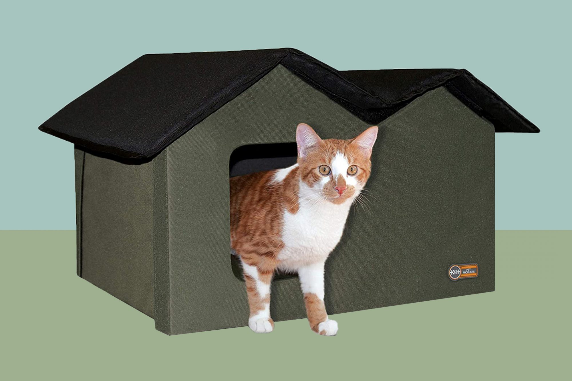 The Best Heated Cat Houses Daily Paws