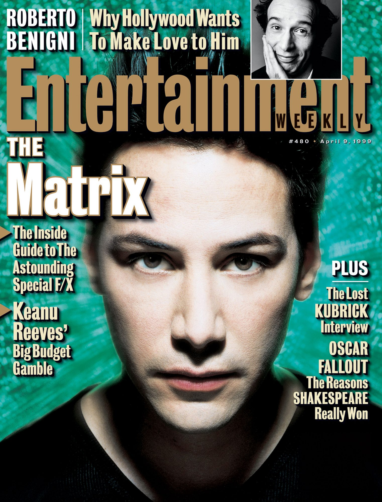 How The Matrix Made It To The Big Screen Ew Com