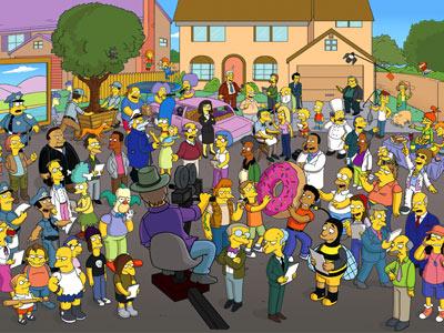 The Simpsons Movie Inside Homer S Odyssey Ew Com