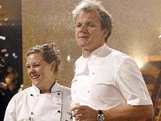 Hell S Kitchen Winner Tells All Ew Com