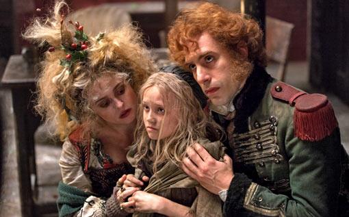 Les Miserables How The Hair And Makeup Team Earned A Spot On The Oscar Short List Video Ew Com