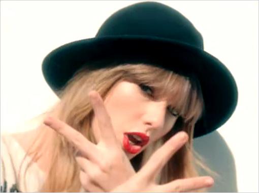 Taylor Swift Debuts 22 Video Has More Fun Than You Video Ew Com