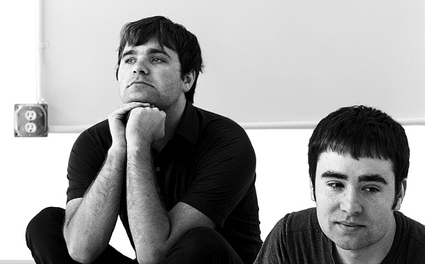 The Postal Service S Give Up An Oral History Of The Indie Side Project That Became An Aughties Touchstone And A Platinum Seller Ew Com