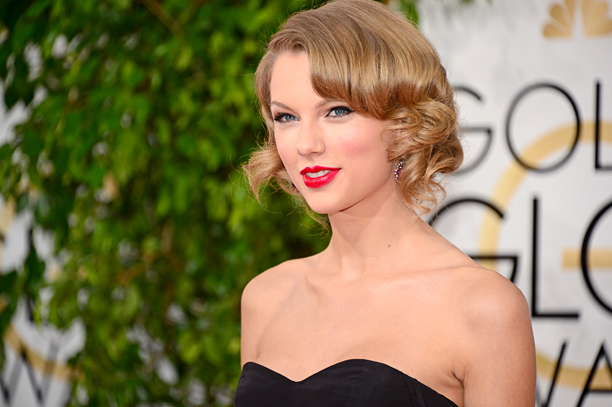 Golden Globes 2014 Tina Fey Takes A Swipe At Taylor Swift Ew Com