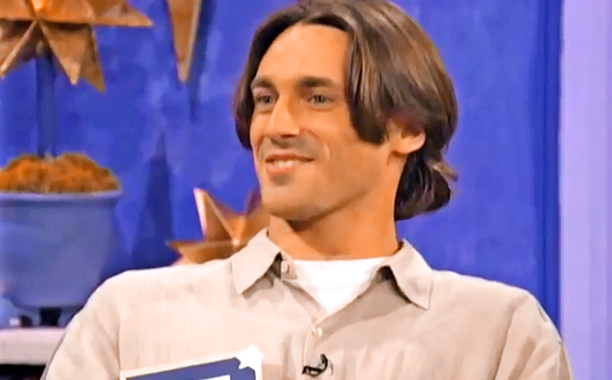 john hamm dating show