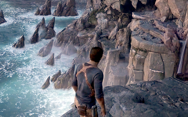 Here S Your First Gameplay Footage From Uncharted 4 A Thief S