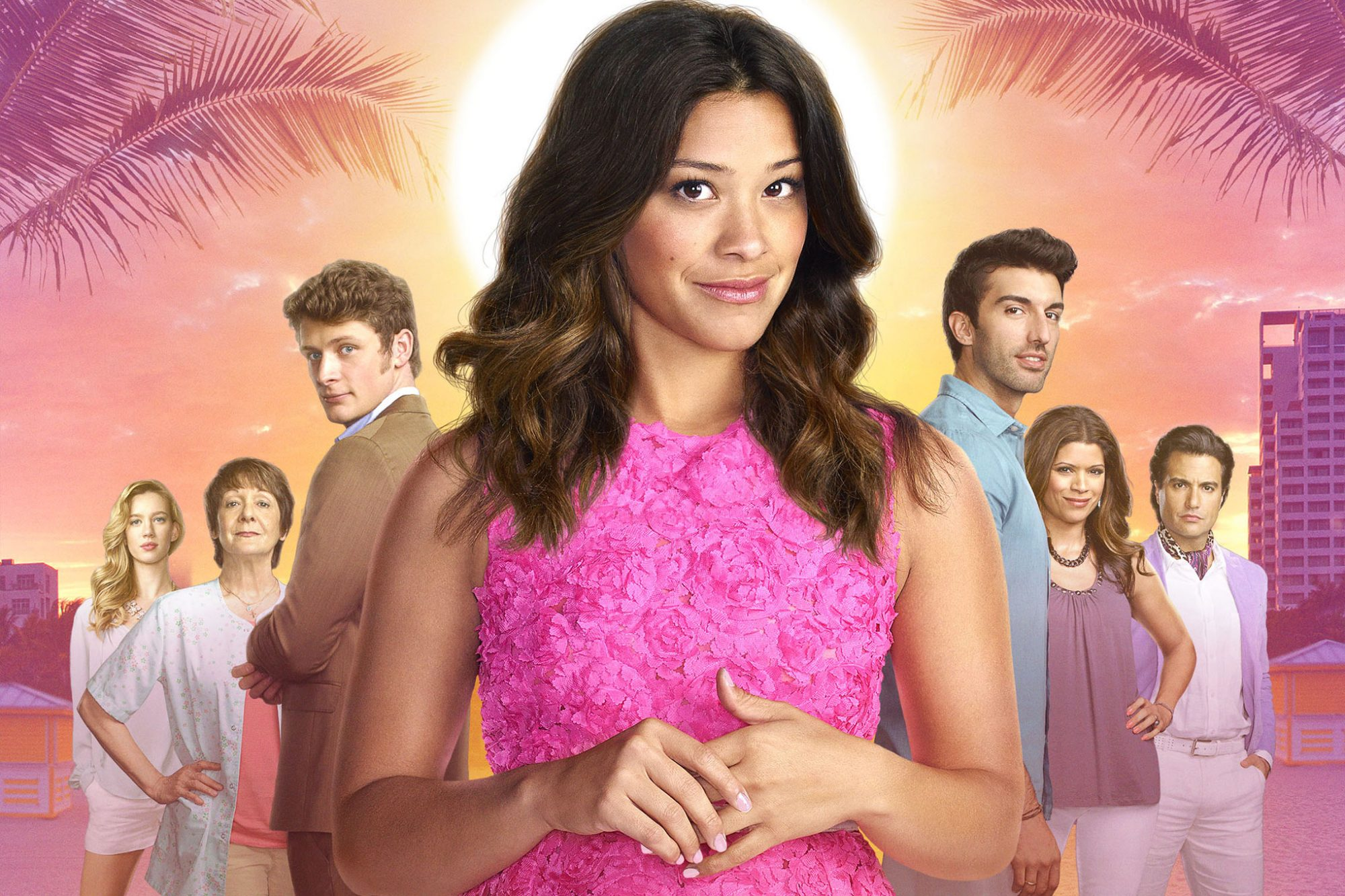 Almost the entire 'Jane the Virgin' cast is team Michael, apparently | EW.com