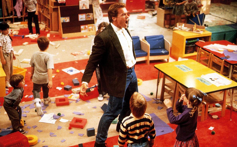 Kindergarten Cop Remake In The Works At Universal 1400 Ew Com