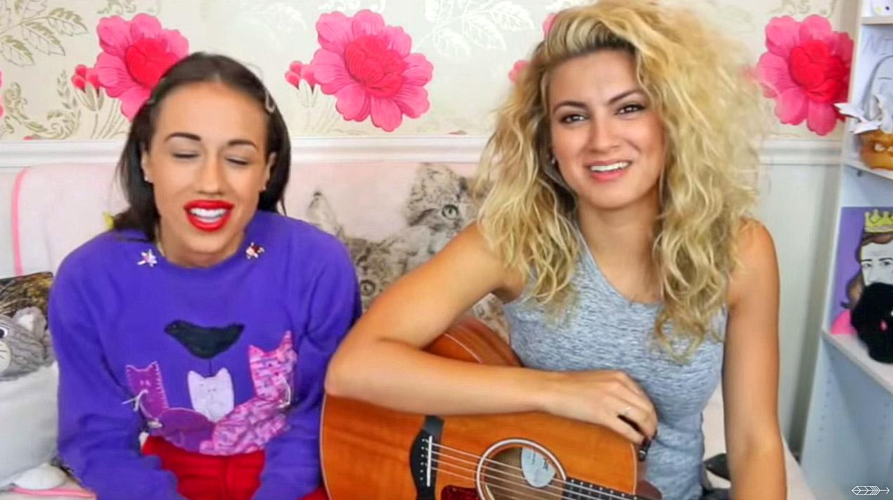 Miranda Sings And Tori Kelly Cover Taylor Swift S Bad Blood Ew Com
