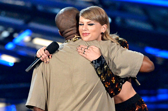 Kanye West Sends Taylor Swift Flowers After The 2015 Vmas Ew Com