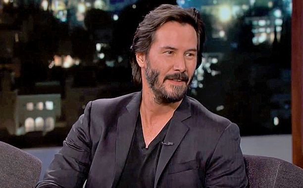 Keanu Reeves On Speed 2 Actor Tells Jimmy Kimmel Why He Wasn T In The Sequel Ew Com