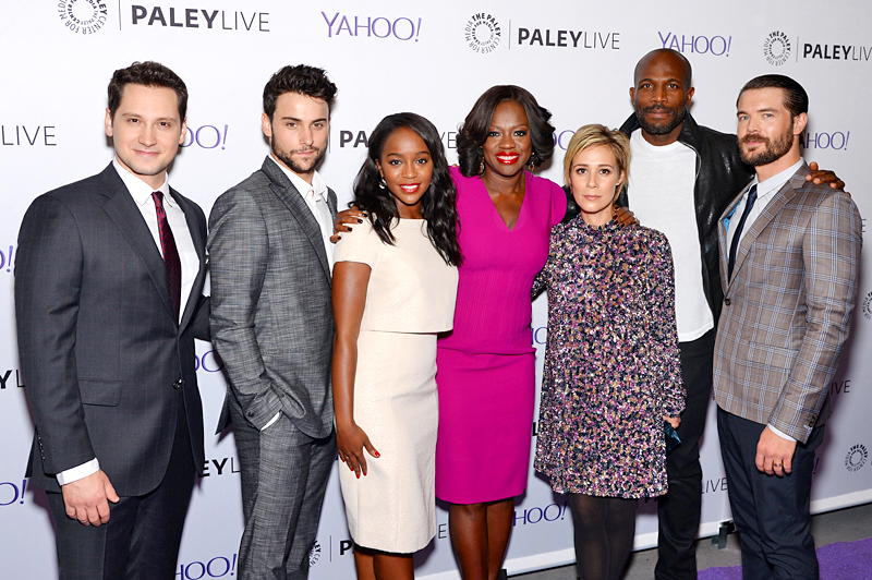 How to Get Away with Murder Paley panel in New York: 7 things we learned   EW.com