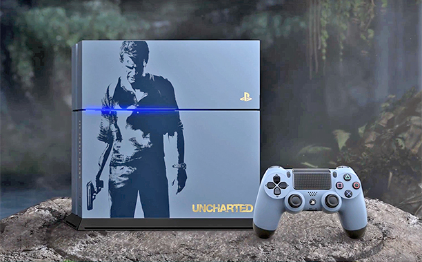Uncharted 4 Ps4 Special Edition Release Date Details Ew Com