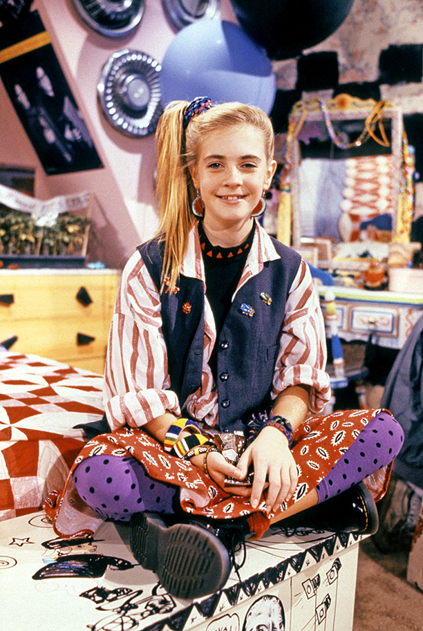 Clarissa Explains It All 25th Anniversary: Melissa Joan Hart reflects |  EW.com