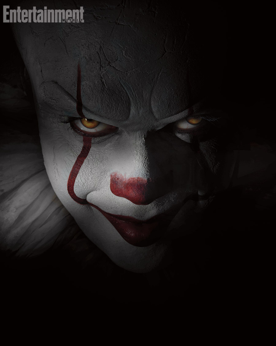 It Movie Pennywise First Look Photo Ew Com