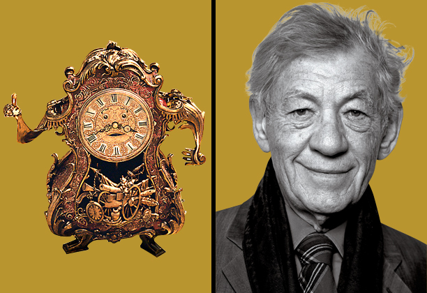 Beauty And The Beast Ian Mckellen Wrote A Song For Cogsworth Ew Com