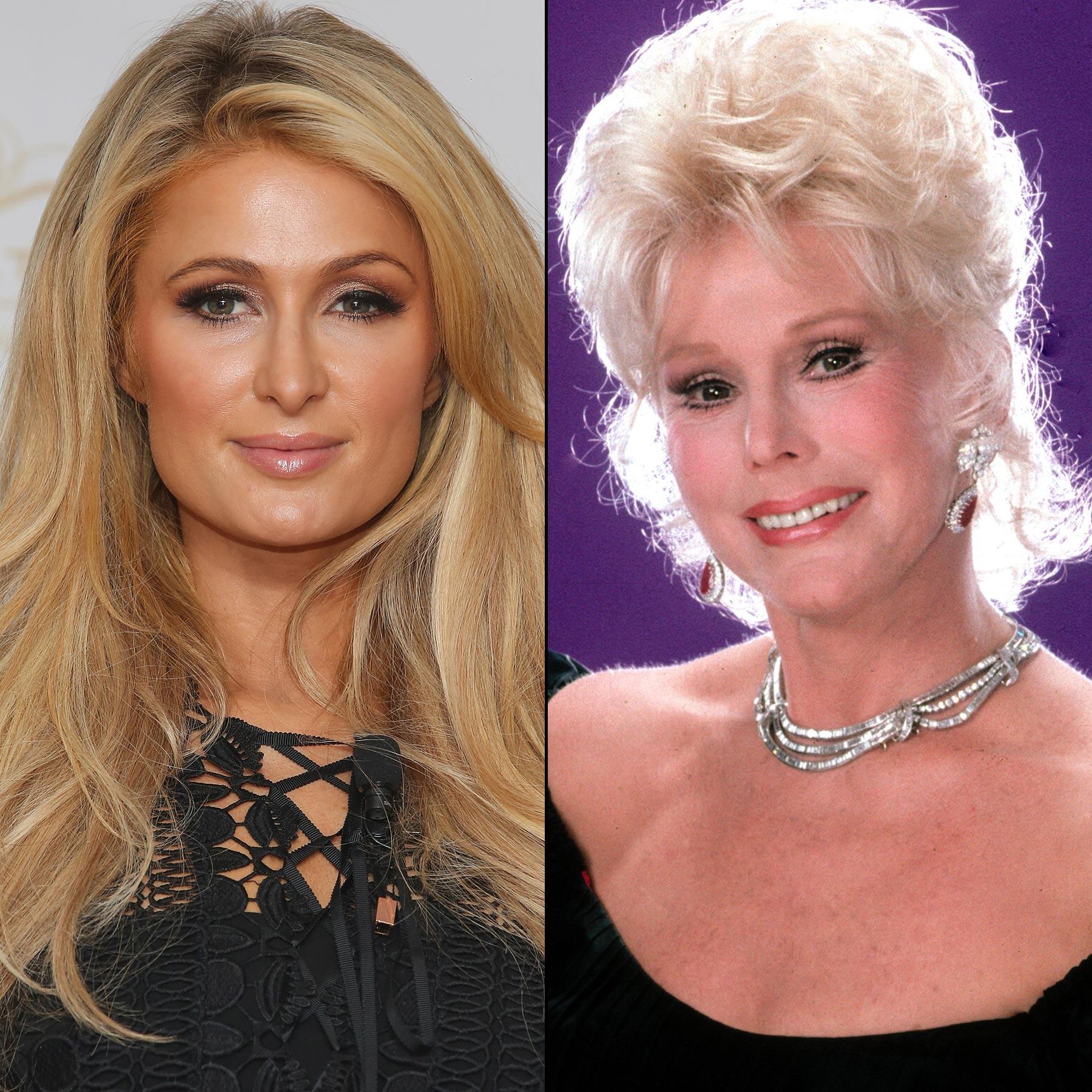 Zsa Zsa Gabor dead: Paris Hilton pays tribute | EW.com