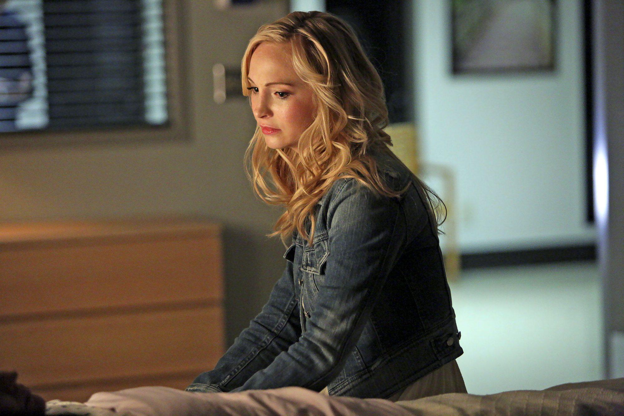 Vampire Diaries Candice King Reveals Her Favorite Caroline Story Lines Ew Com