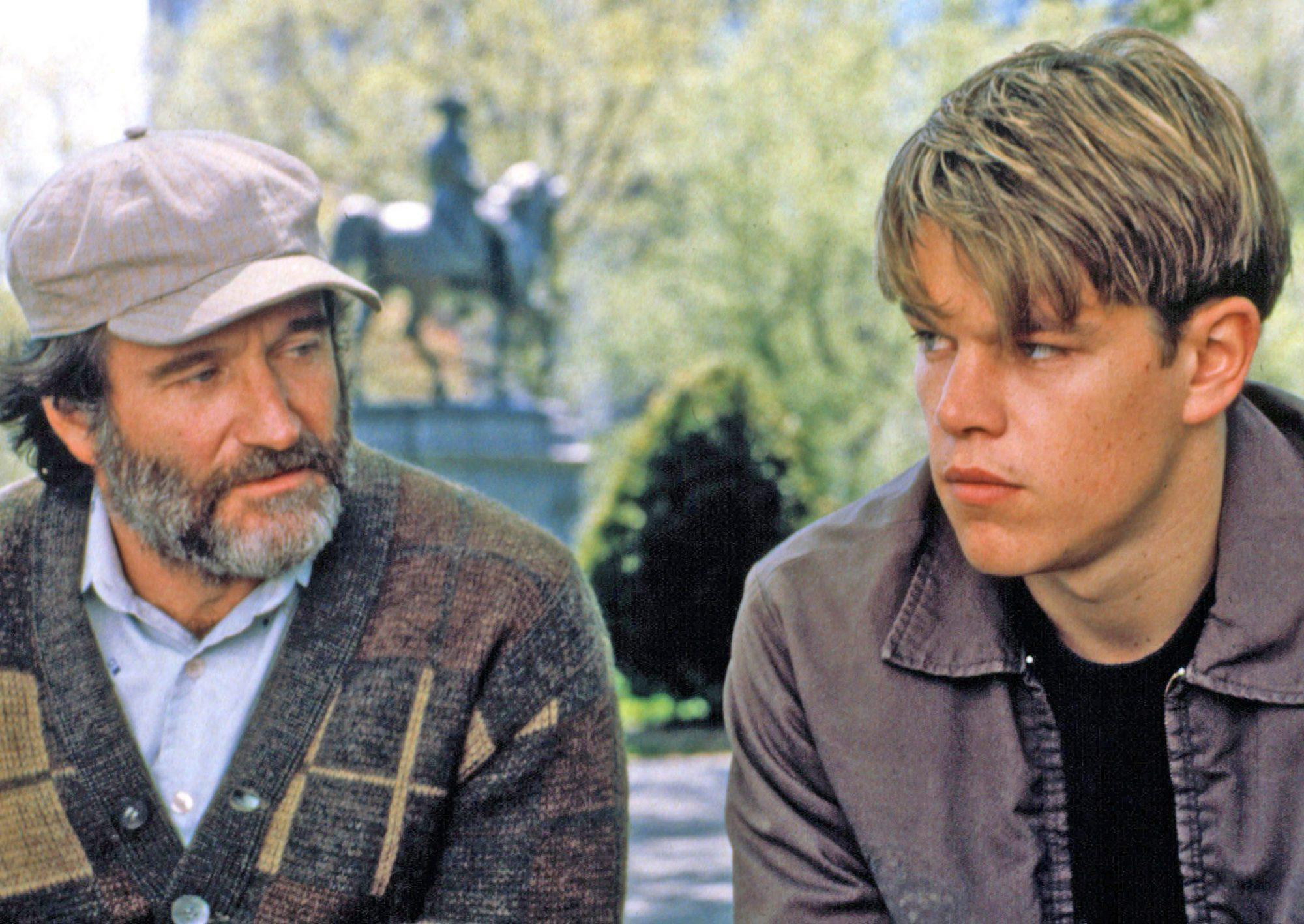 Matt Damon remembers Good Will Hunting costar Robin Williams