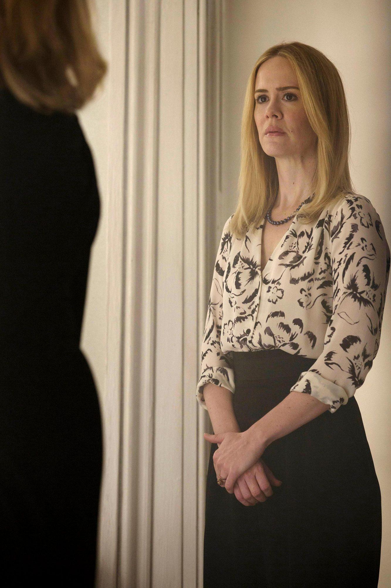 American Horror Story Season 7 Casts Sarah Paulson Evan Peters Ew Com