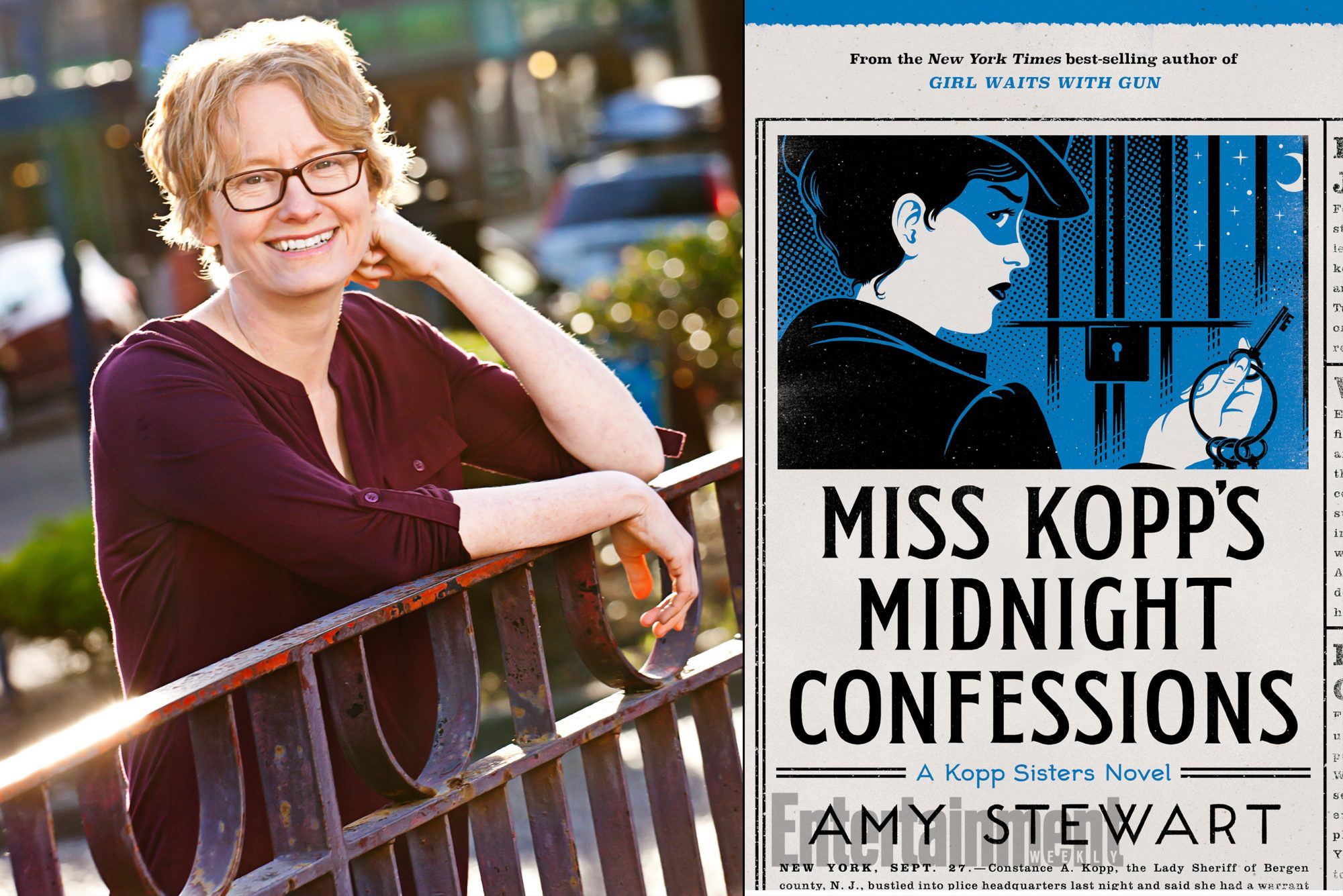 Amy Stewart's Miss Kopp's Midnight Confessions: Read an excerpt ...