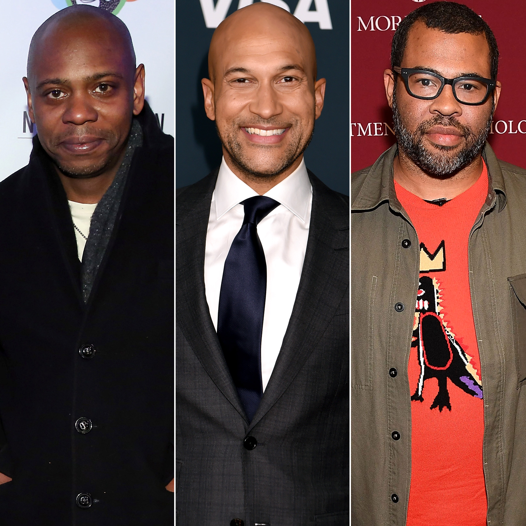 dave chappelle on why key peele hurts his feelings ew com dave chappelle on why key peele